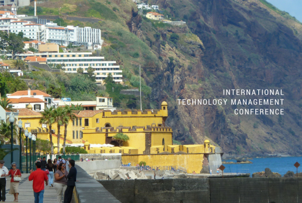 ICE Conference 2017 | 27, 28, 29 June - Madeira, Portugal