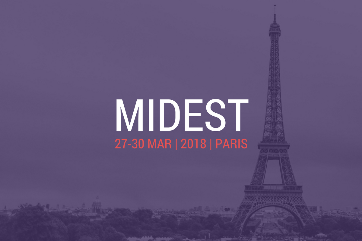 ETMA will be at Midest Paris 2018